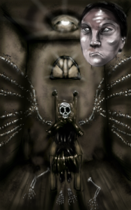 Art Piece: The Angel in the Attic Victim 31: Meredith Wilson, age 39, murdered in March 2007