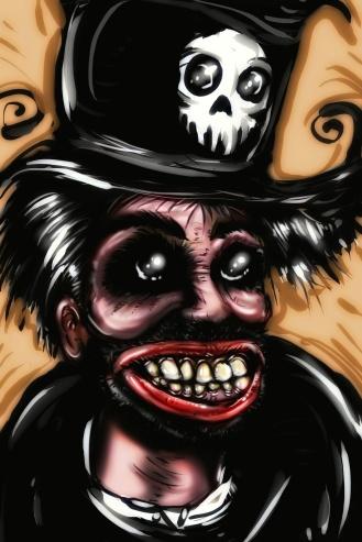 A Dark Hat.